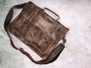 Męskie torby skórzane do pracy - jaką wybrać?