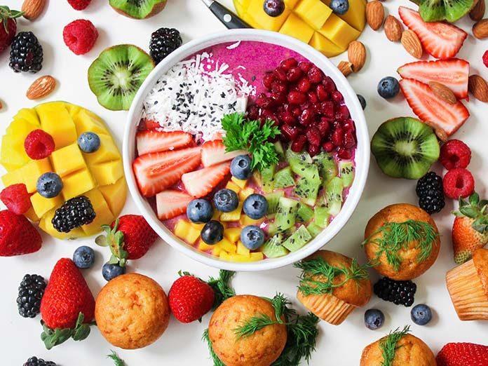 Dieta na podwyższony cholesterol