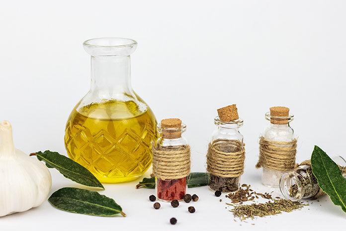 Oleje naturalne na zdrowie