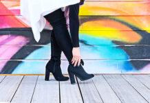 wiosenne pary butów