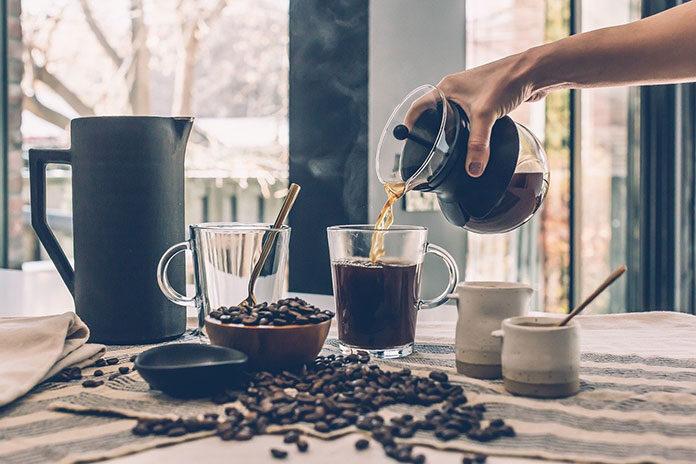Jak wygląda proces wypalania ziaren kawy