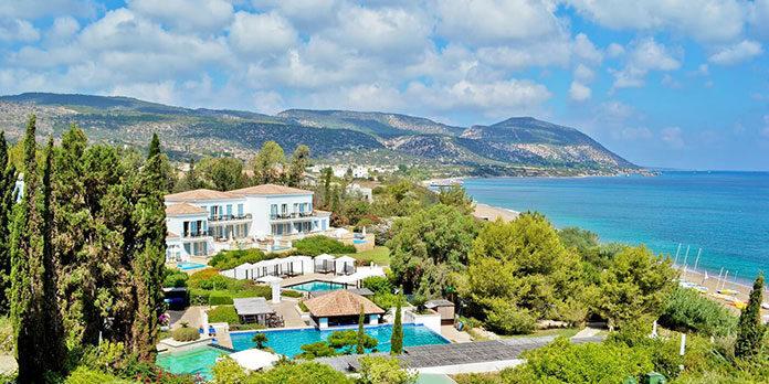 najlepszych hoteli na Cyprze.